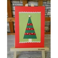 """Картичка """"Коледа 3"""""""