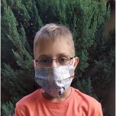 "Защитна маска ""Карта"" 2 момчета"