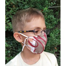 "Защитна маска ""Карта"" момчета"